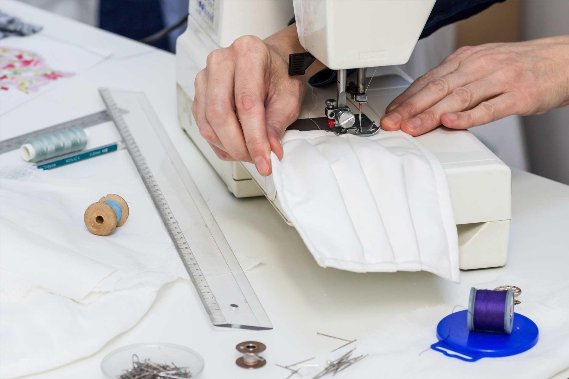 travaille handicapés couture
